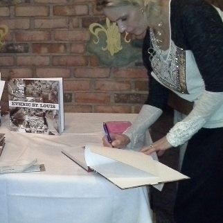 Grbic Restaurant Elizabeth Terry Author Book Signing events